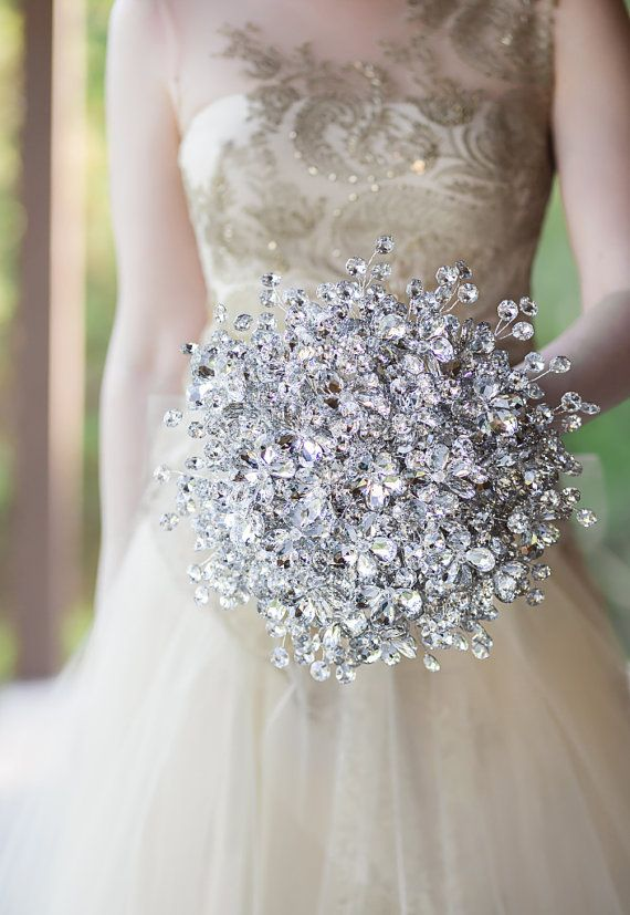 Beaded bouquets