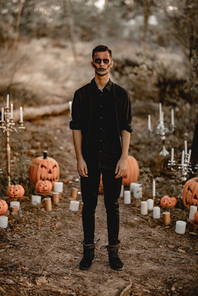 Halloween Inspired Photoshoot