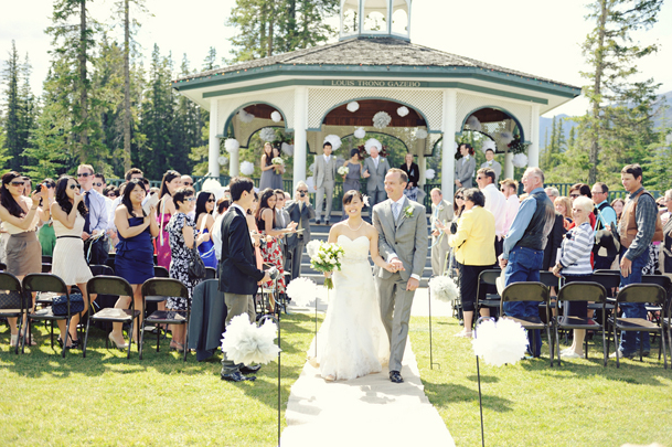 DIY charming and rustic weddings at Banff Park Lodge