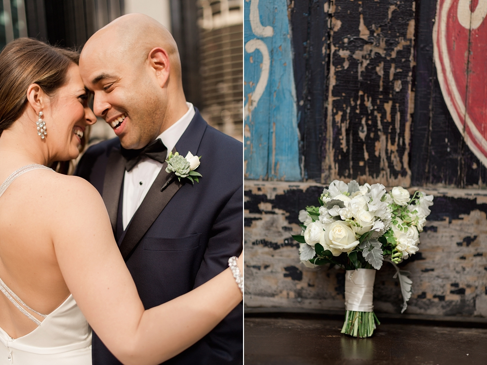 Contemporary Loft Wedding with Pretty Lucite Details - cityviewloft ellerosephoto SM 45
