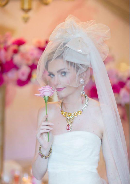 Rose Inspired Wedding