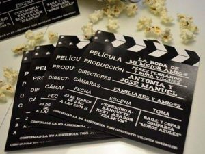 Creative Film Invitations