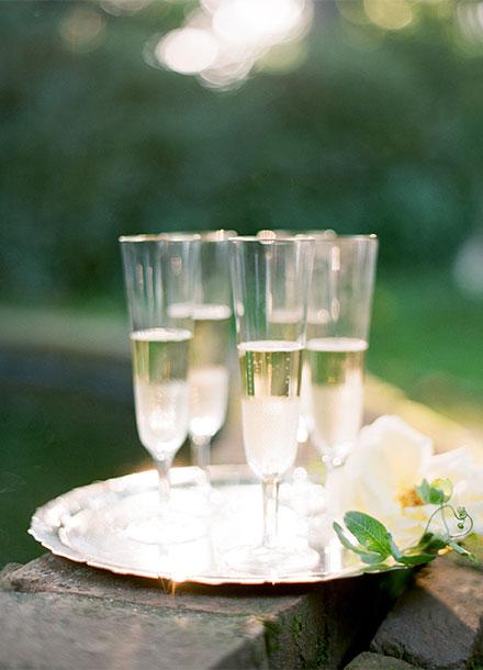 Simple Chic Wedding in Toronto from Tia Kristina Photography & Laura Kelly Wedding Designer