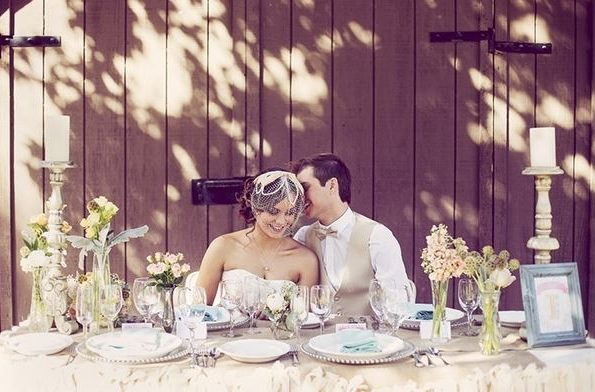 Sweet Charming Vintage Wedding in Ontario