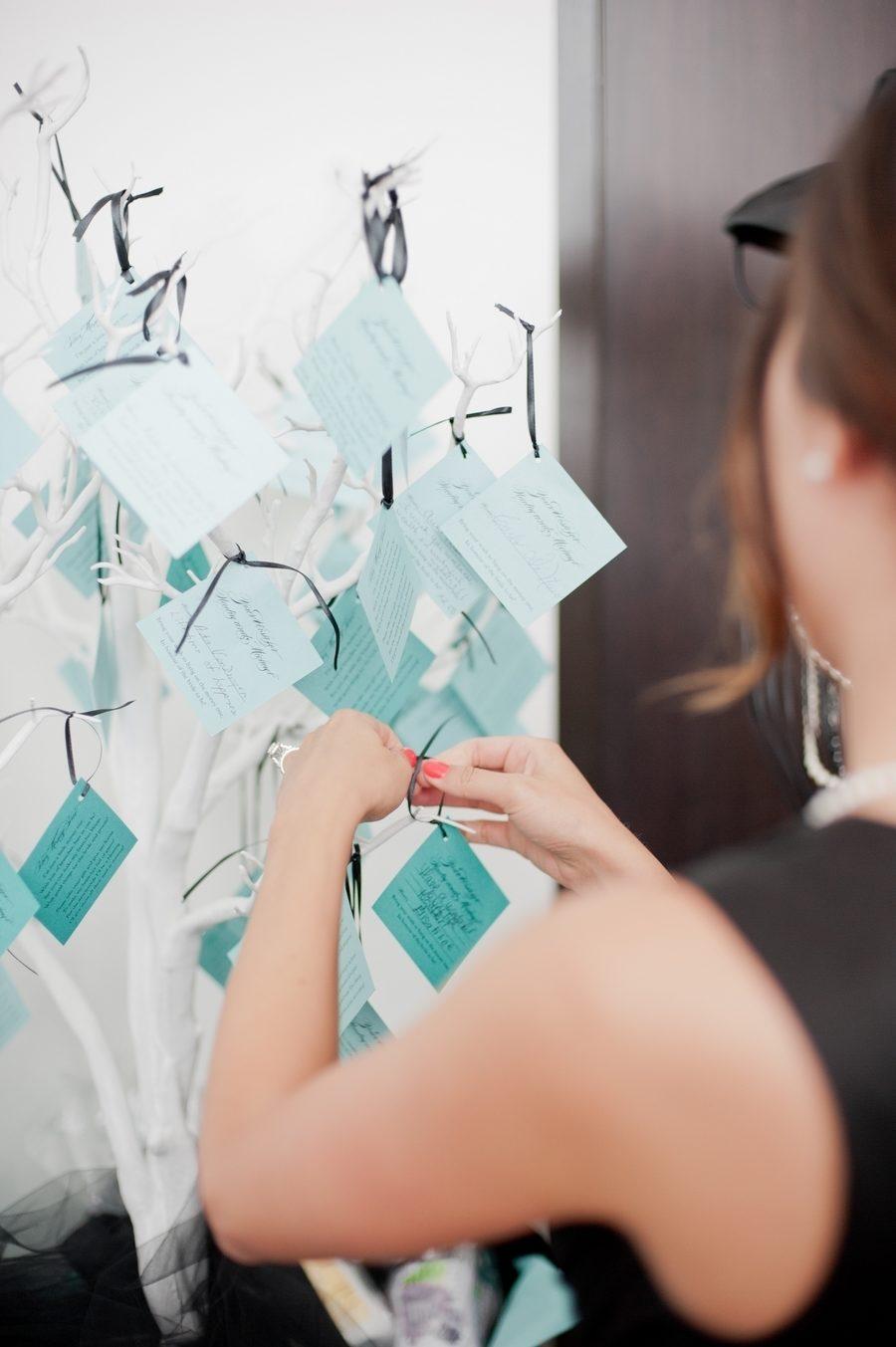 Tiffany Co Themed Bridal Shower
