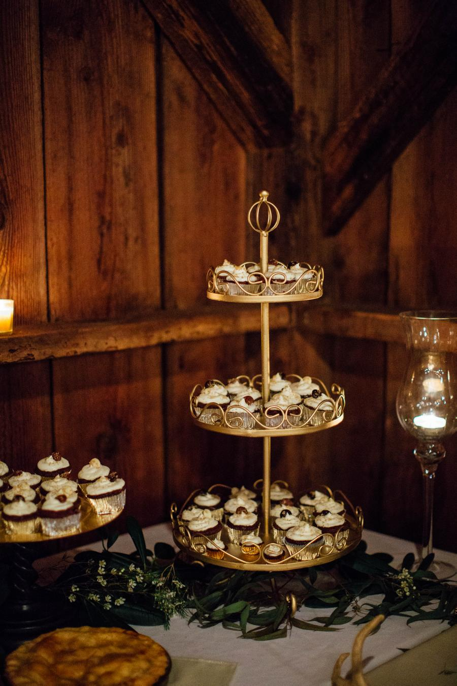 Modern Gold & Black Wedding in Toronto