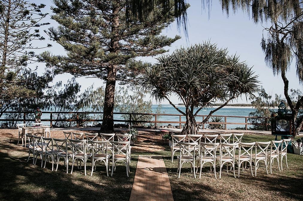 Vibrant Sunshine Coast Wedding