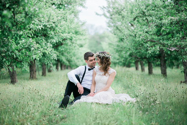 Romantic French Inspired Style Shoot in Southern Ontario